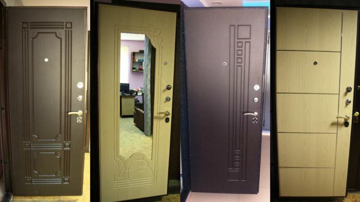 Внутренняя отделка двери йошкар-ола сенатор профи (860r)